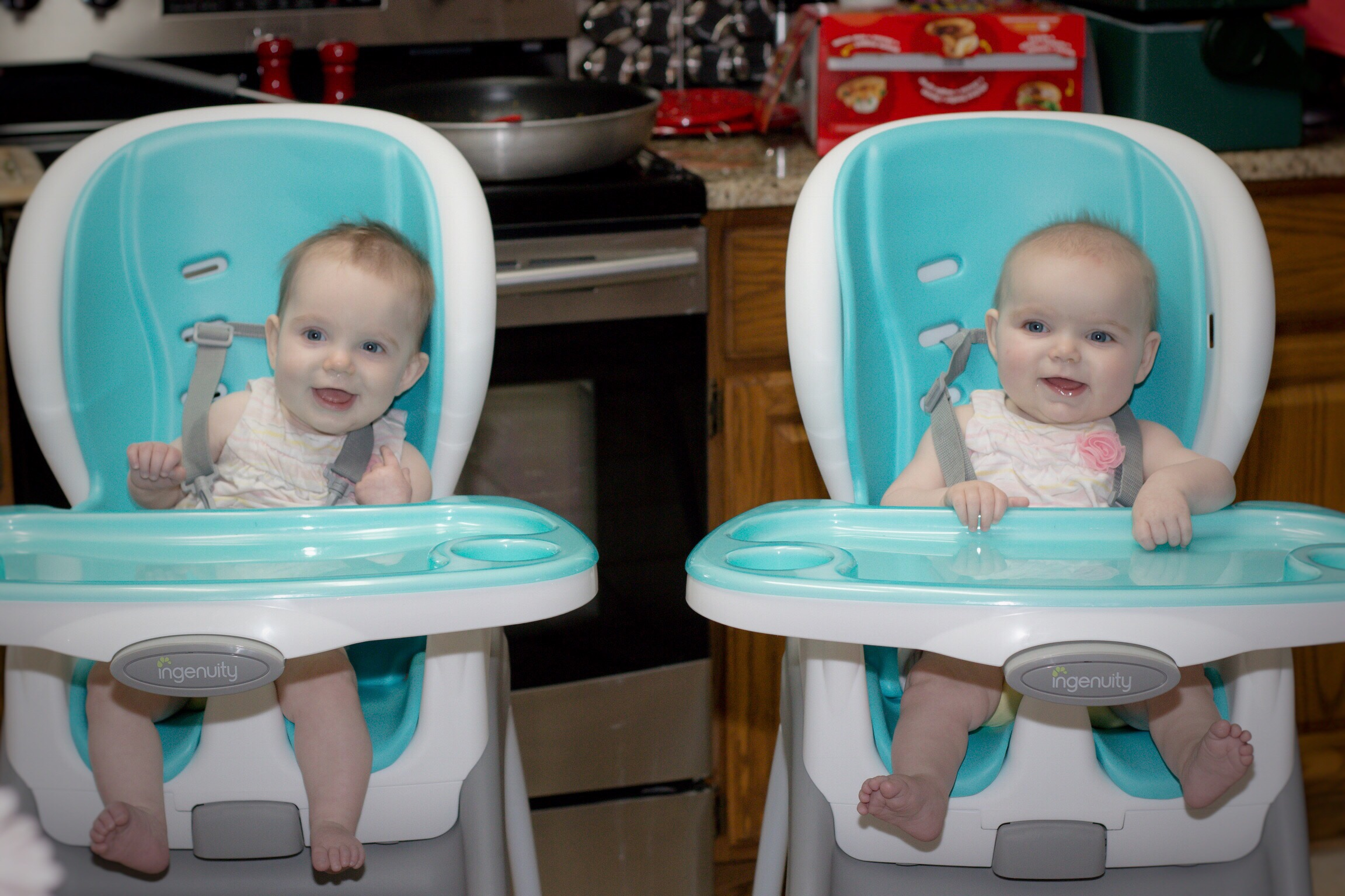 mommy review monday ingenuity trio 3in1 smartclean high chair - Ciao Portable High Chair
