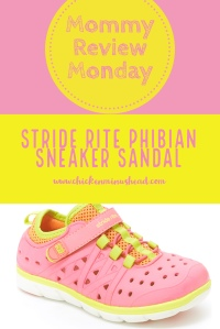 stride rite made2play® phibian sneaker sandal