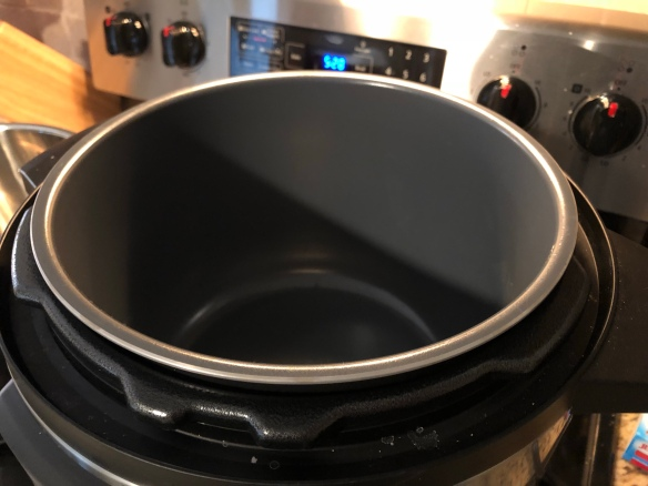 "Ceramic ""Non-stick"" Instant Pot Bowl"