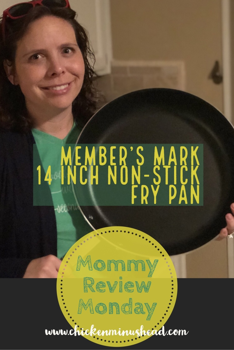 Member's Mark 14 Inch Non-Stick Fry Pan